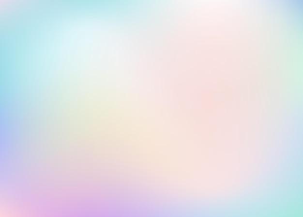 Fundo abstrato do holograma.