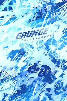 Fundo abstrato do mar azul do grunge para a equipe de jersey extrema, corrida, ciclismo, futebol, jogos