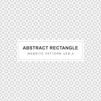 Fundo abstrato do padrão rectangle