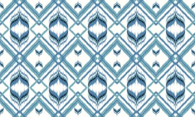 Fundo abstrato do teste padrão da chevron étnica do ikat. , tapete, papel de parede, roupas, embrulho, batik, tecido, estilo de illustration.embroidery do vetor.