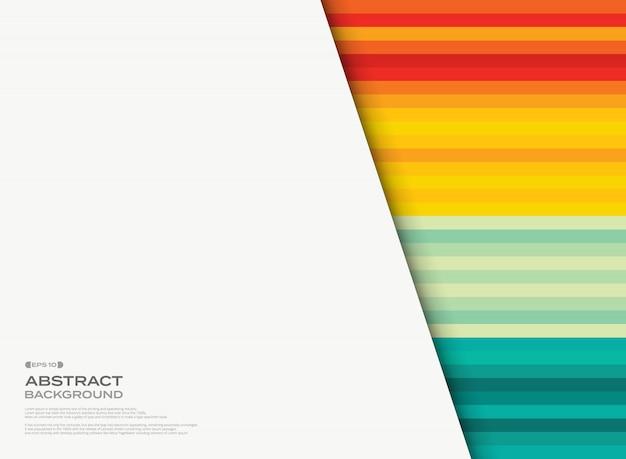 Fundo abstrato do teste padrão da cor do verão com espaço da cópia.