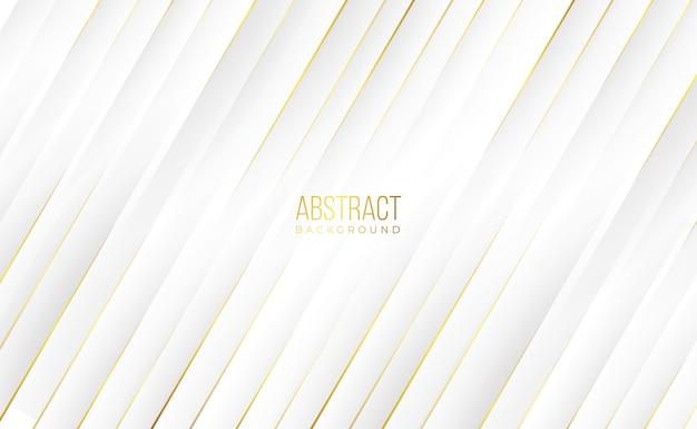 Fundo abstrato dourado moderno