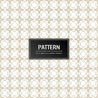 Fundo abstrato elegante padrão