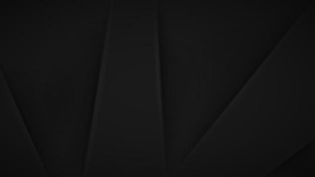 Fundo abstrato em cores pretas