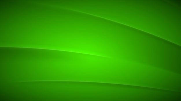 Fundo abstrato em cores verdes