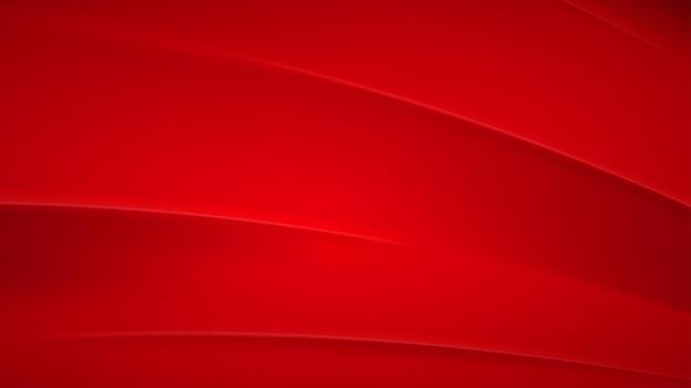 Fundo abstrato em cores vermelhas