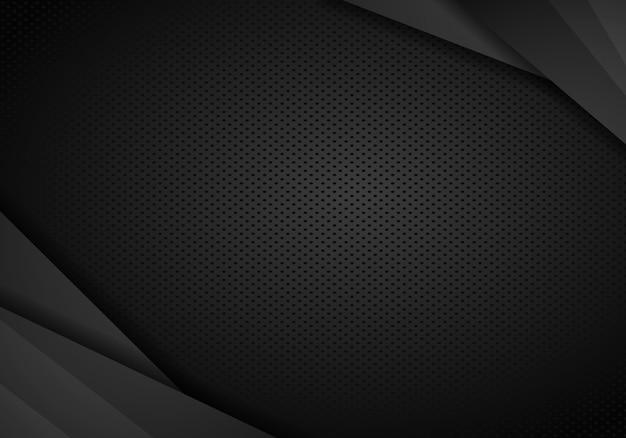 Fundo abstrato escuro, textura com linhas diagonais
