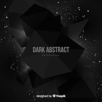 Fundo abstrato escuro