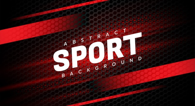 Fundo abstrato esporte