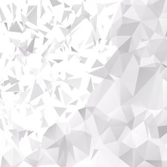 Fundo abstrato feito de polígonos