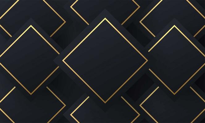 Fundo abstrato forma geométrica em camadas