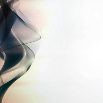 Fundo abstrato fumaça