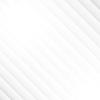 Fundo abstrato geométrico branco linhas diagonais