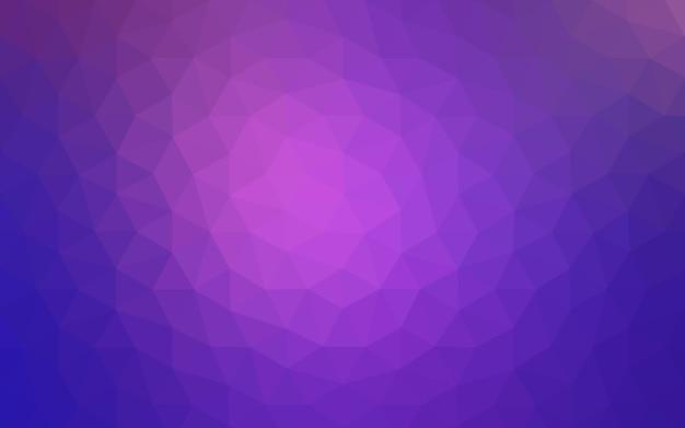 Fundo abstrato geométrico moderno rosa vetor