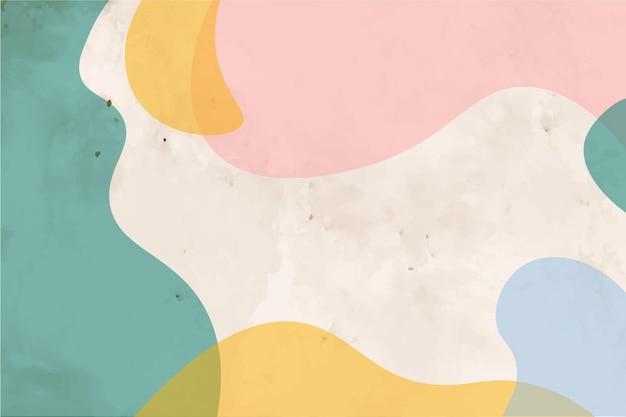 Fundo abstrato geométrico moderno
