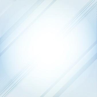 Fundo abstrato gradiente azul e branco