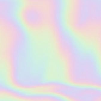Fundo abstrato gradiente de holograma