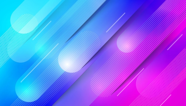 Fundo abstrato gradiente