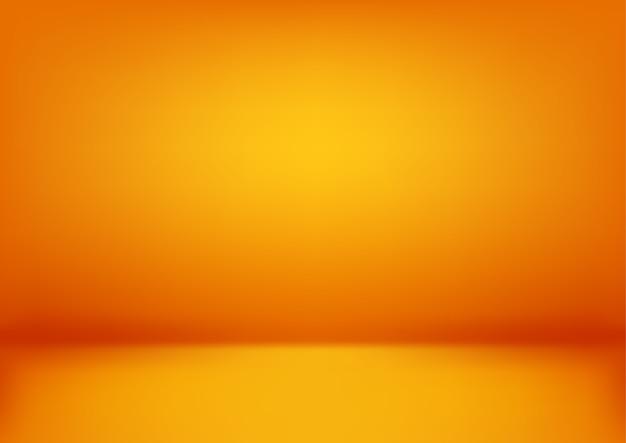 Fundo abstrato laranja de luxo
