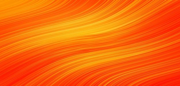 Fundo abstrato laranja e vermelho