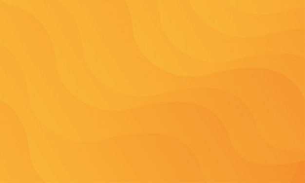 Fundo abstrato laranja forma geométrica
