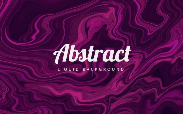 Fundo abstrato líquido de mármore rosa místico