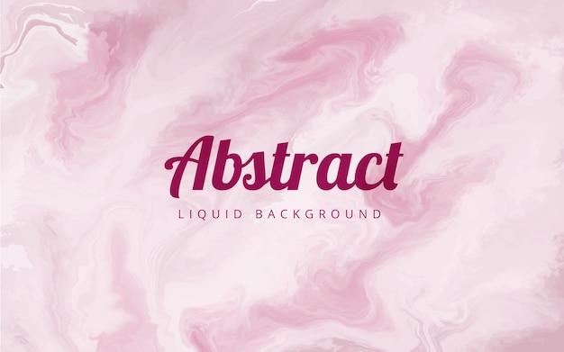 Fundo abstrato líquido de mármore rosa