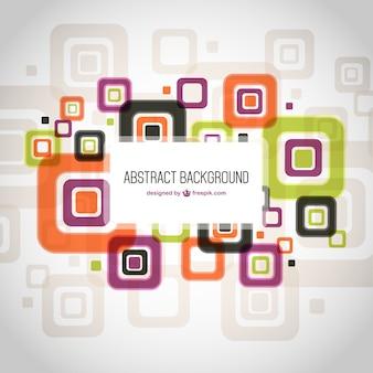 Fundo abstrato livre desenho geométrico