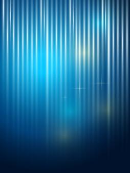 Fundo abstrato luz azuis