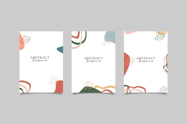 Fundo abstrato minimalista