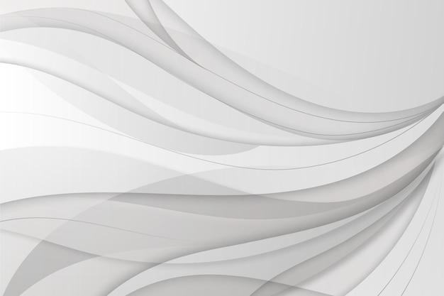 Fundo abstrato mínimo branco