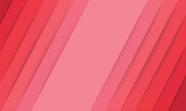 Fundo abstrato moderno linhas rosa