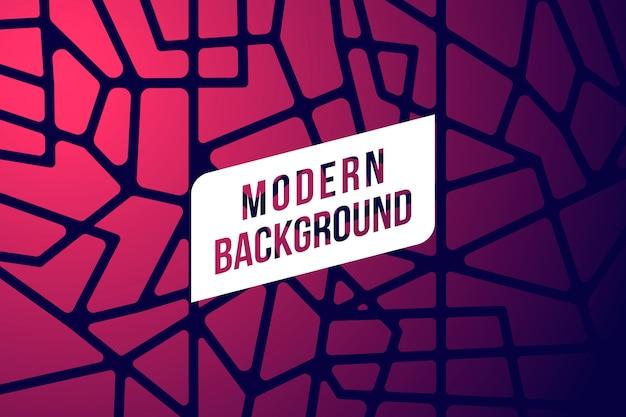 Fundo abstrato moderno