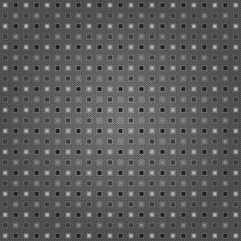 Fundo abstrato mosaico cinza