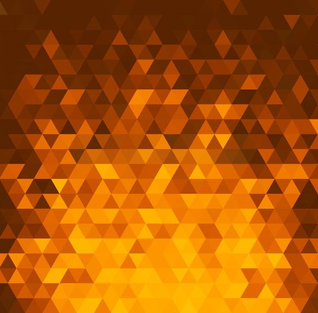 Fundo abstrato mosaico de cores