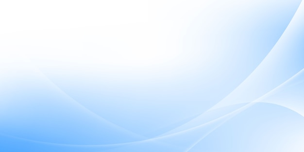 Fundo abstrato onda azul e branco ilustrações para modelos