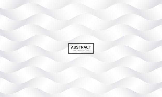 Fundo abstrato ondas de prata