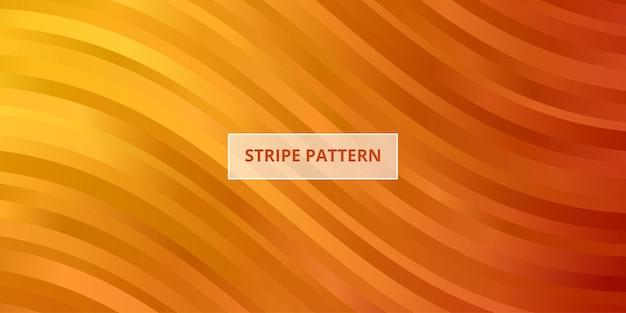Fundo abstrato. padrão de listras com gradiente de cor
