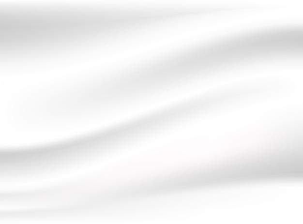 Fundo abstrato pano branco