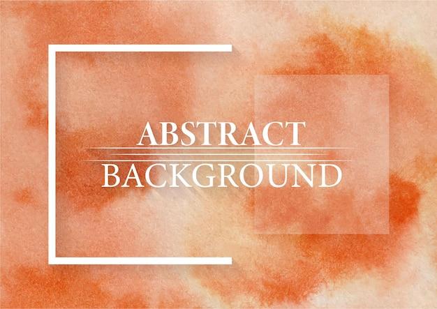 Fundo abstrato permanente cor laranja moderno design elegante