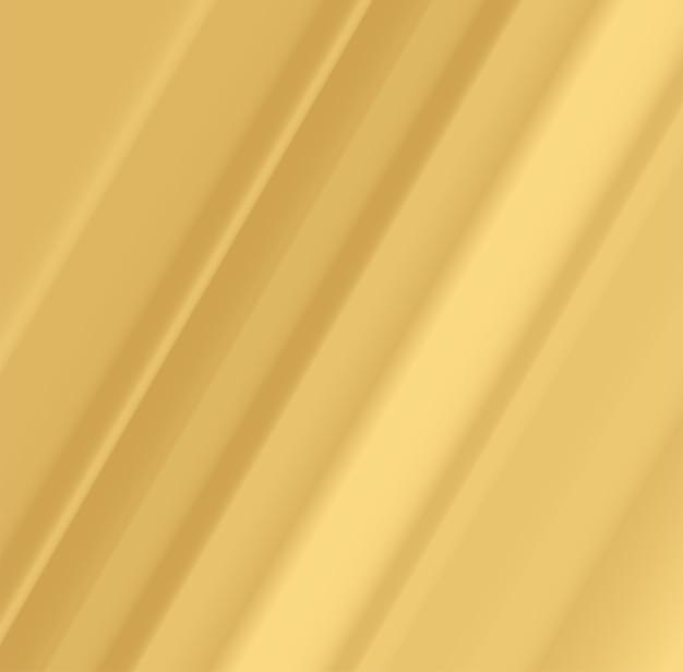 Fundo abstrato premium em ouro minimalista com elementos de luxo