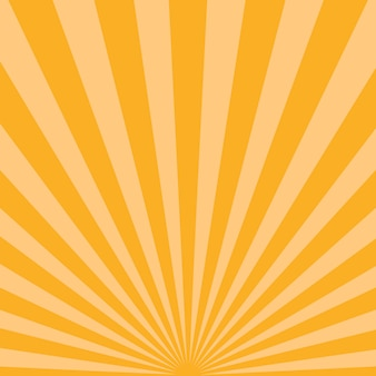 Fundo abstrato starburst. ilustração vetorial