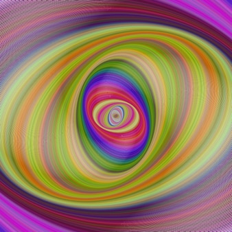 Fundo abstrato surreal