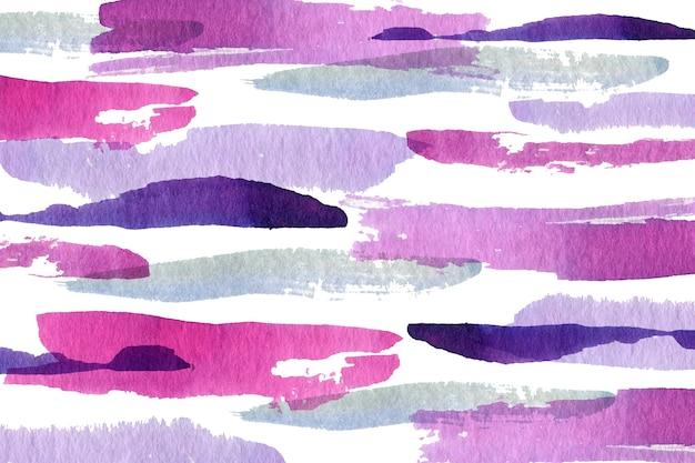 Fundo abstrato traçados de pincel