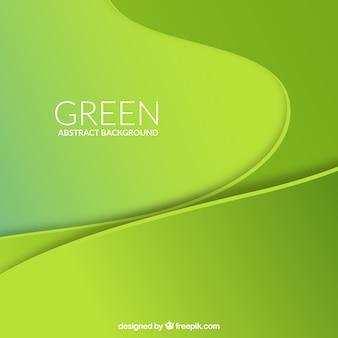 Fundo abstrato verde