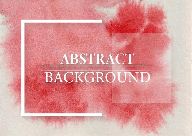 Fundo abstrato vermilion hue color com design moderno e elegante