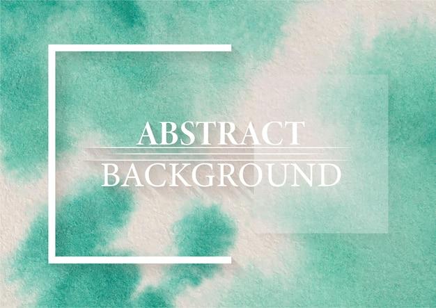 Fundo abstrato viridian hue color com design elegante e moderno