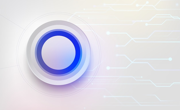 Fundo abstrato. visualização de big data. conexão de rede global. fundo de tecnologia.