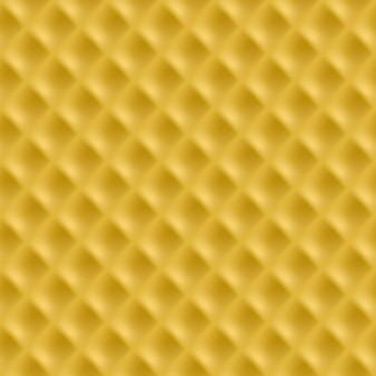 Fundo amarelo abstrato com linhas de grade