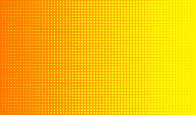 Fundo amarelo abstrato
